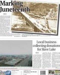 Glacier Media merges Alaska Highway News and Dawson Creek Daily News