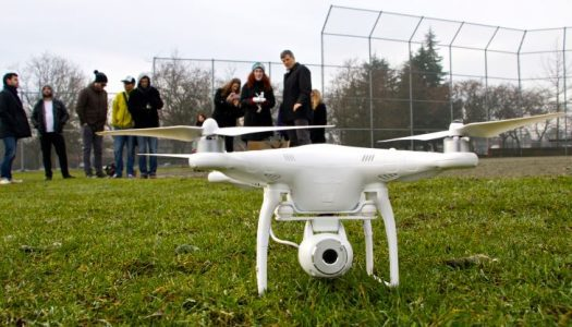 Why Langara College is teaching its journalism students how to use drones
