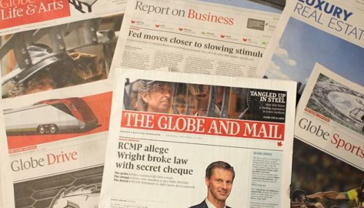 Globe launches pilot native advertising project