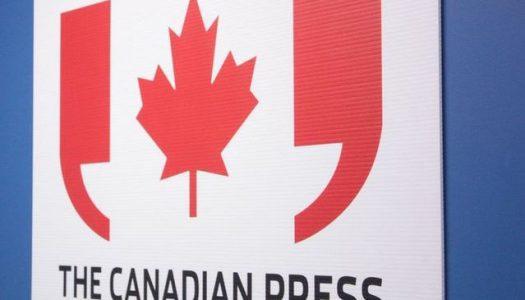 Allison Jones, Maria Babbage swap beats at The Canadian Press