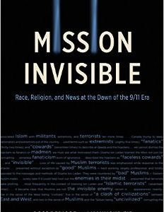 Book Review: Mission Invisible explores race, religion and news after 9/11