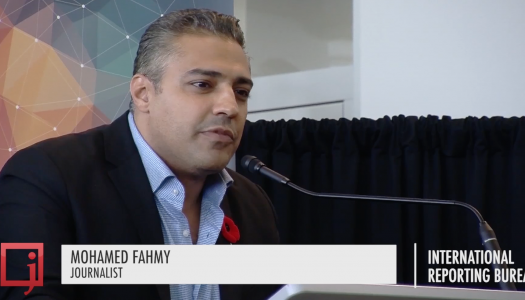 Fahmy on foreign reportage and citizenship rights