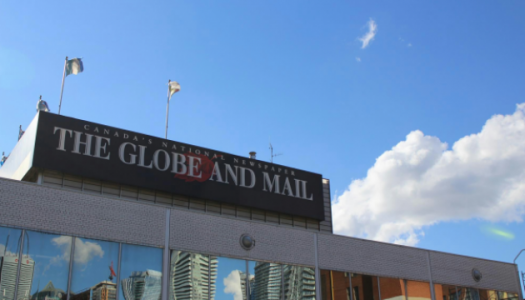 Globe public editor: Why The Globe has to be shown the errors of its way