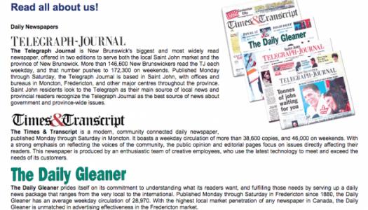 Brunswick News ombudswoman: Complaining, explaining, understanding: 2015 in review