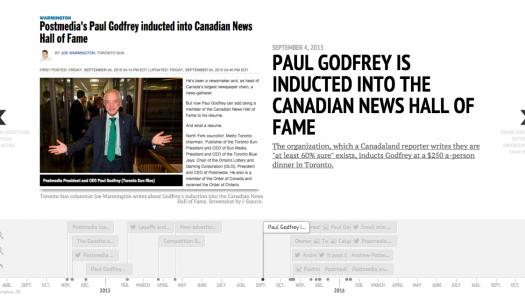 A timeline of bad news at Postmedia
