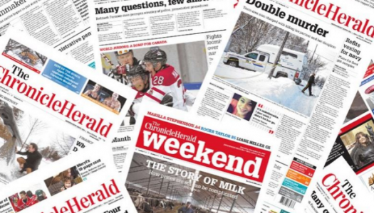 The silence of the Chronicle Herald CEO