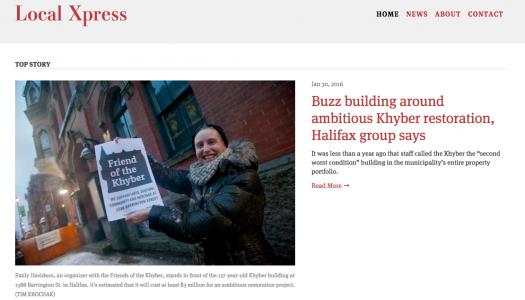 Striking Chronicle Herald journalists start their own news website