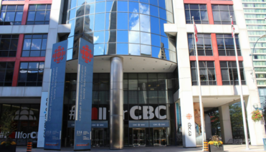 "The CBC still ""Lives Here"""