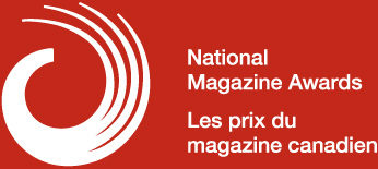 Winners of the National Magazine Awards announced