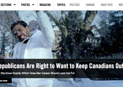 Vice Canada workers voted to join the CMG, it was announced on June 2. Screenshot by J-Source.