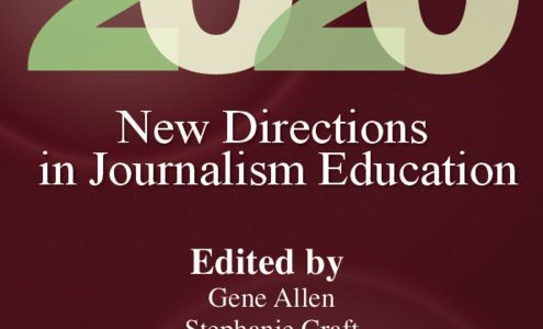 """Toward 2020"" makes the case for better journalism education"