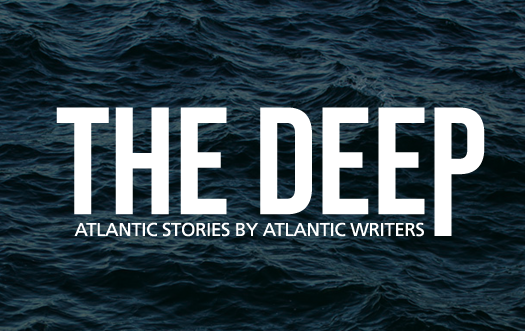 The new logo for The Deep, a platform that will highlight longform journalism from across Atlantic Canada. Screenshot by J-Source.
