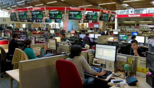 CBC's senior reporters and anchors reflect on a changing media landscape