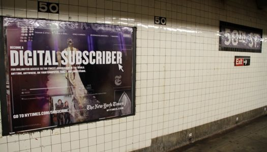 The darker side to new media business models