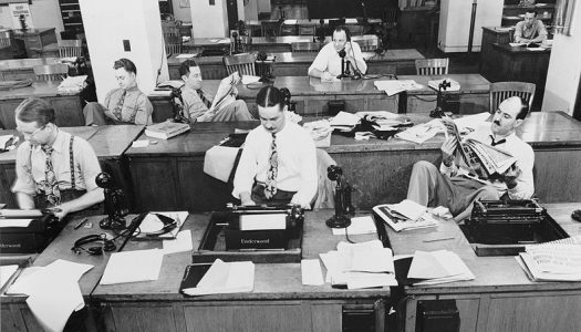 The effects of a less-than-diverse media workforce