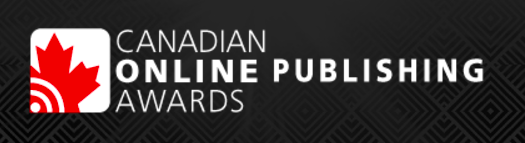 Winners of the Canadian Online Publishing Awards announced