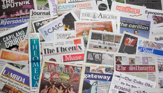 Student journalism can help save our news media ecosystem