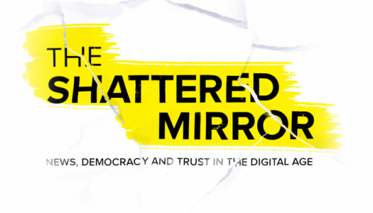 Don't touch that chequebook! A second look at The Shattered Mirror