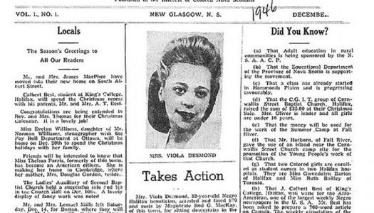 Meet the two African Nova Scotian reporters who helped bring Viola Desmond's story to light