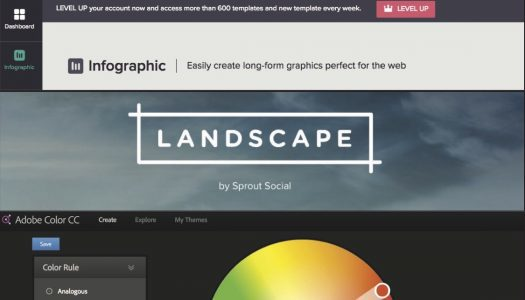 Six design tools every online journalist should know