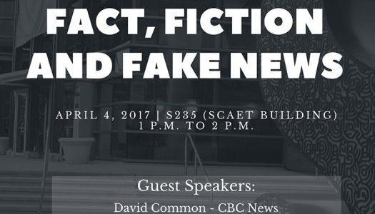 Live Blog: Fact, Fiction and Fake News