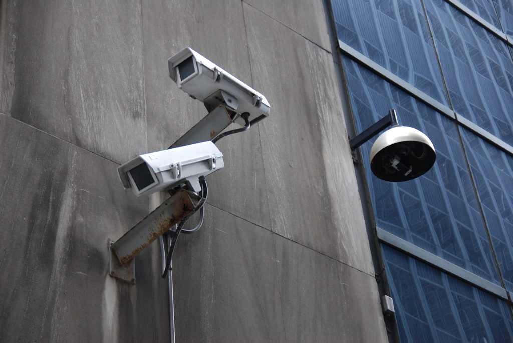 Investigating police surveillance could lead to stories for local reporters. Photo courtesy of Jonathan McIntosh/CC BY-SA 2.0,