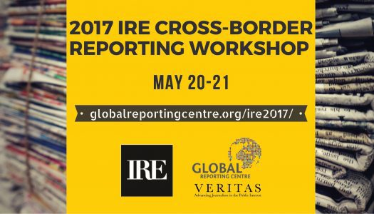 Watchdog journalists strategize on the future of cross-border investigations, safety
