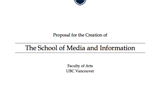 Proposal to merge UBC's journalism school with other programs put on hold