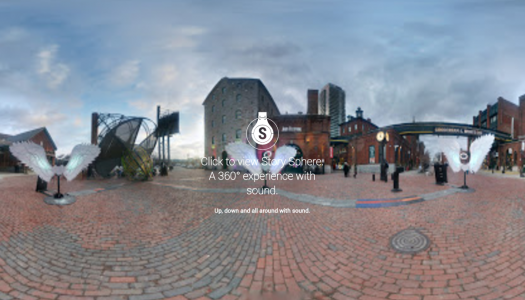 Here's how to use Google Story Spheres to quickly create immersive visuals