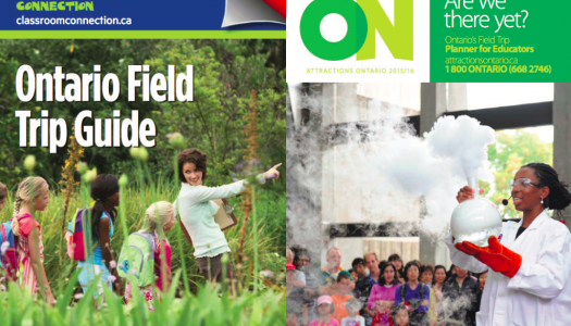 Toronto Star accused of copying a field trip guide
