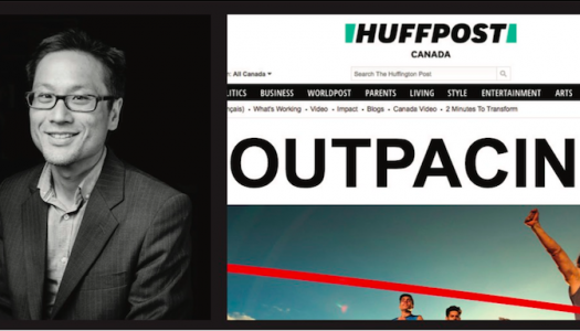 Why HuffPost Canada editor Kenny Yum is a visionary in digital journalism