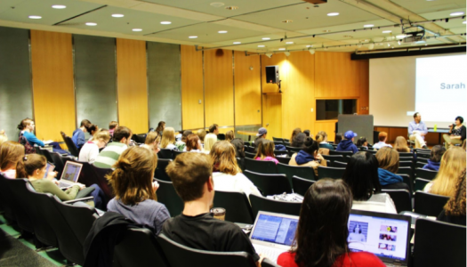 Journalism students can play a key part in building sustainable journalism models