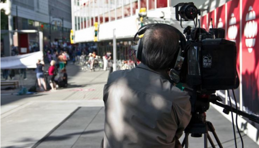 Research shows that local news reporters are working harder than ever – and they're loving it