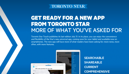 What the failure of Star Touch teaches us about a media bailout