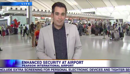 CityNews is experimenting with anchorless newscasts