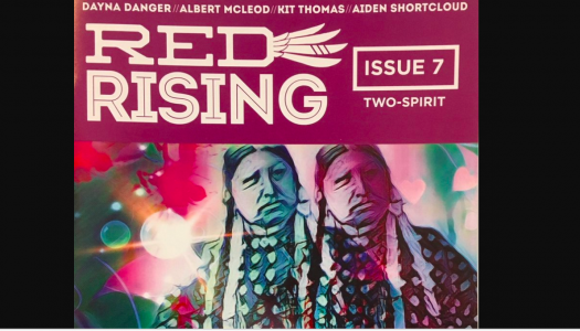 Red Rising Magazine is elevating the voices of Indigenous youth