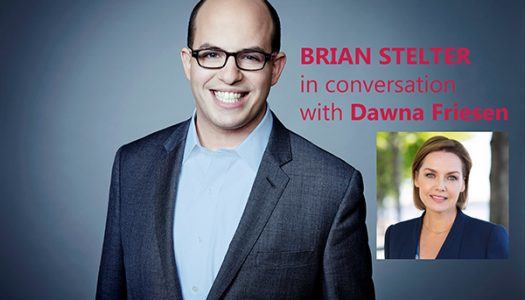 Live Blog: A Conversation with Brian Stelter