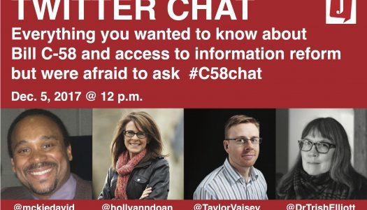 Twitter chat: Everything you wanted to know about Bill C-58