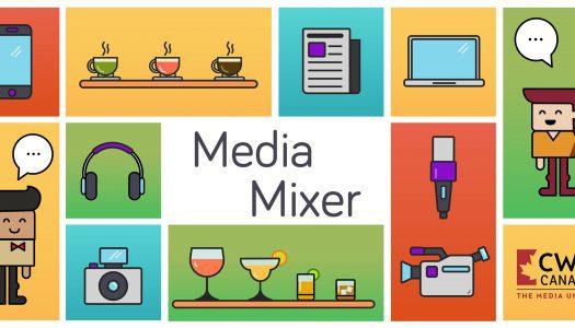 Ottawa Media Mixer