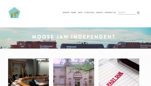 Moose Jaw Independent rises to fill 'gaping hole' left after Saskatchewan city's paper closes
