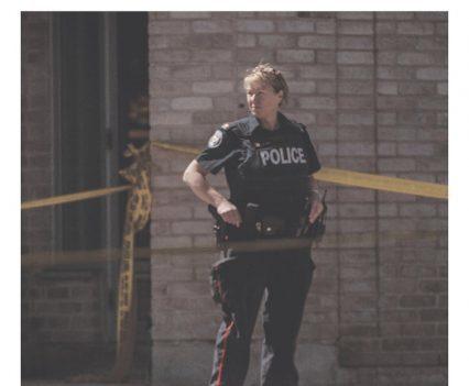 "Ottawa Citizen front page with headline ""'Horrific attack'"""