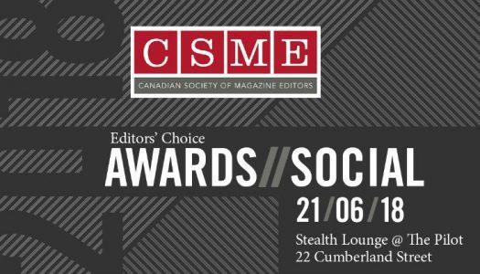 Editors' Choice Awards Social