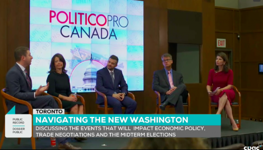 Politico Pro tests Canadian market with new newsletter offering