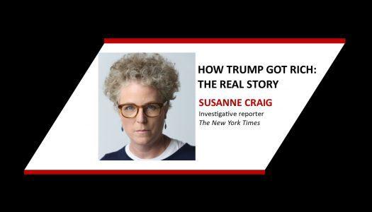 Susanne Craig – How Trump Got Rich: The Real Story