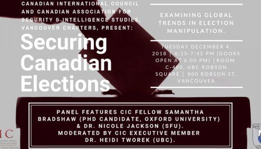Securing Canadian Elections