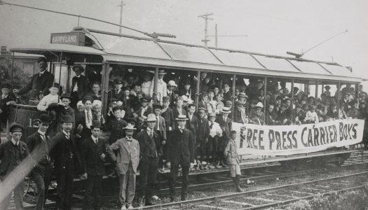 How 'fake news' came to Winnipeg 100 years ago