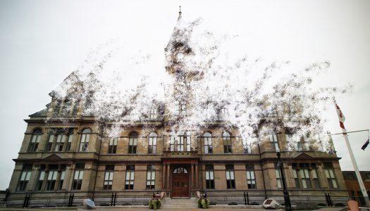 Vanishing City Hall