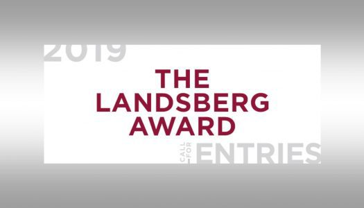Applications open for the Landsberg Award
