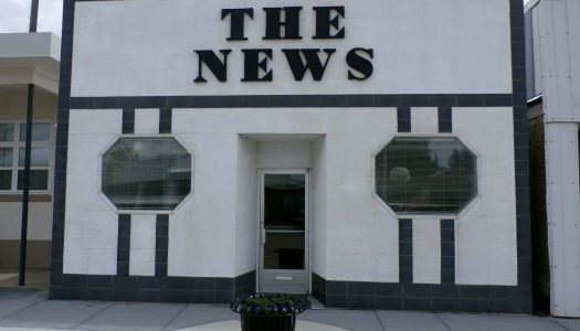 A fourth-generation newspaper rides the waves of change