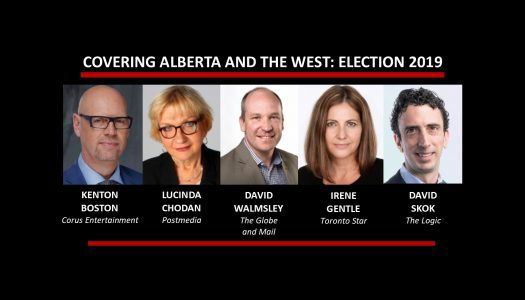 Covering Alberta and the West: Election 2019
